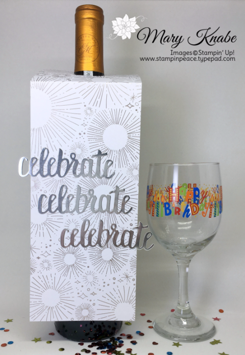 Celebrate You Thinlits Dies, Year of Cheer Specialty Designer Series Paper