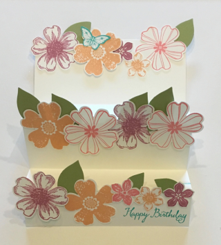 Flower Shop Stamp Set & Pansy Punch