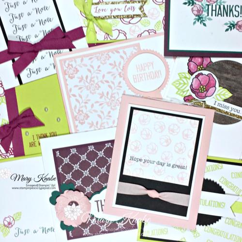 Soft Saying Card Kit