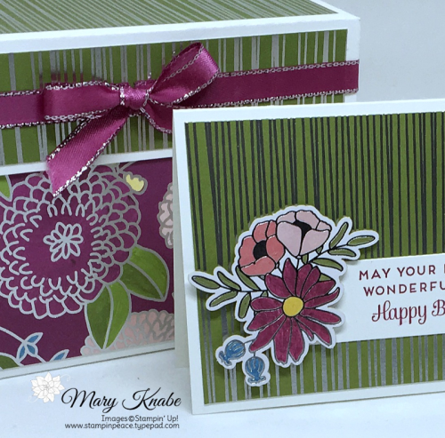 Sweet Soiree Suite by Stampin' Up!