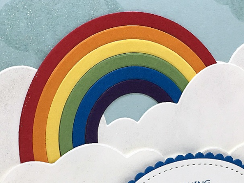 Sunshine & Rainbows Bundle by Stampin' Up!