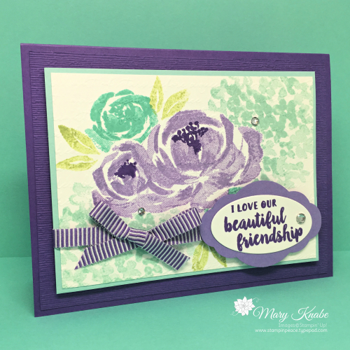 Beautiful Friendship Stamp Set by Stampin' Up!