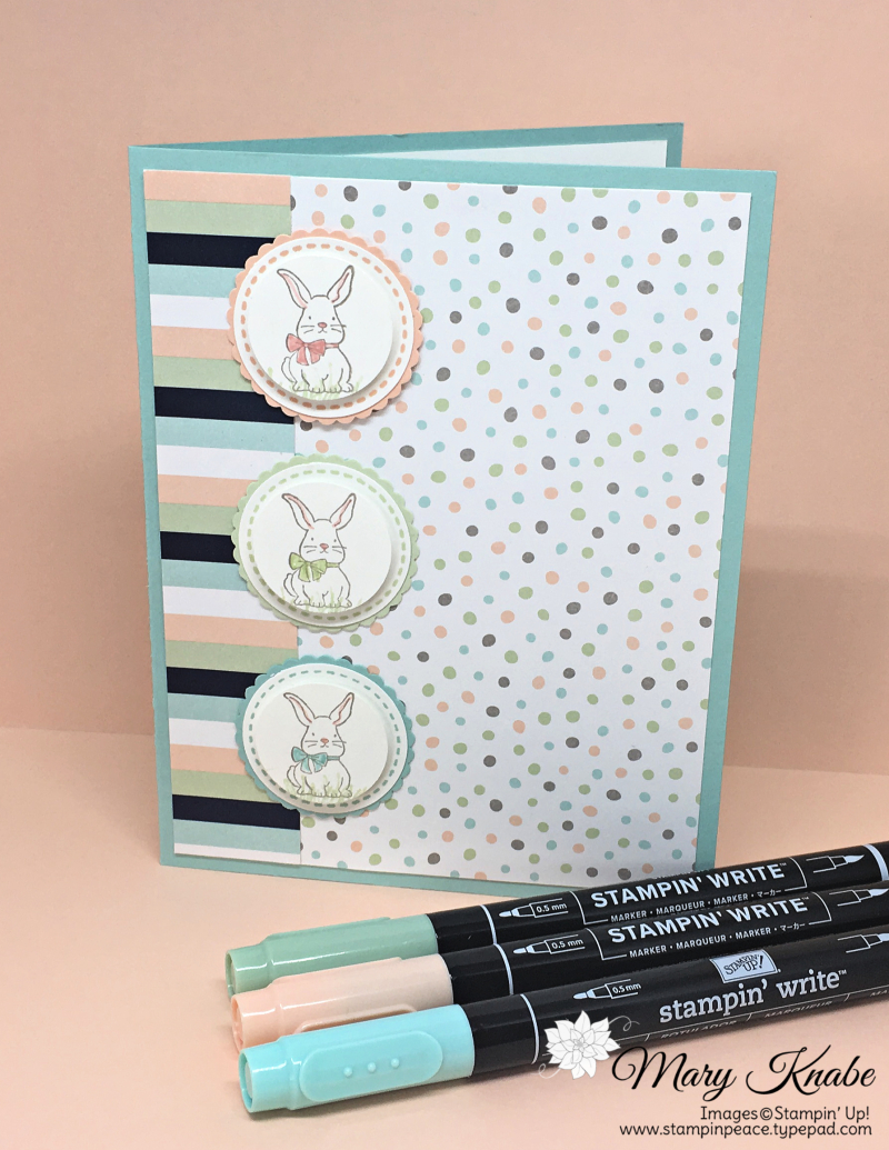 A Good Day Stamp Set & Twinkle Twinkle Designer Series Paper by Stampin' Up!