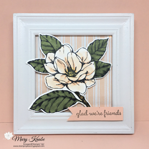Good Morning Magnolia Bundle, Magnolia Lane Designer Series Paper, & Fable Friends Stamp Set by Stampin' Up!