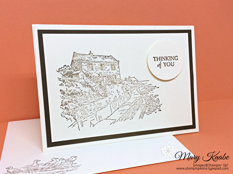 By the Bay Sale-A-Bration Stamp Set by Stampin' Up!