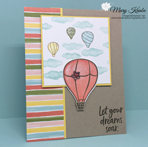 Above the Clouds Bundle & Bird Ballad Designer Series Paper