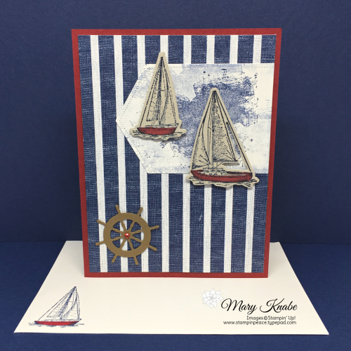 Sailing Home Suite by Stampin' Up!