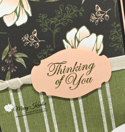 Magnolia Lane Suite by Stampin' Up!