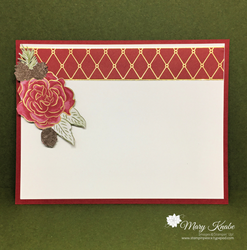 Christmas Time is Here Suite by Stampin' Up!