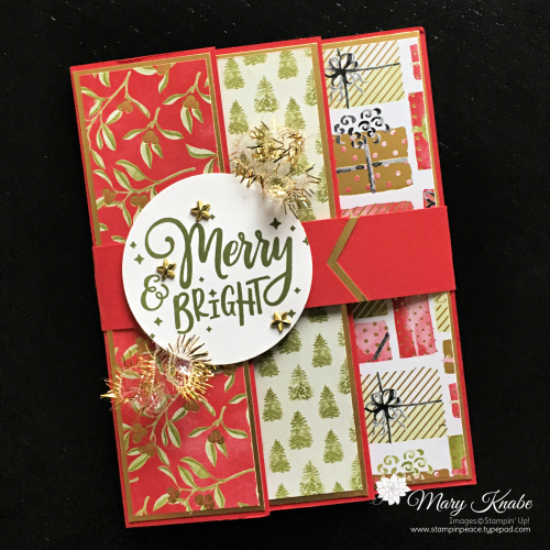 Most Wonderful Time Product Medley by Stampin' Up!