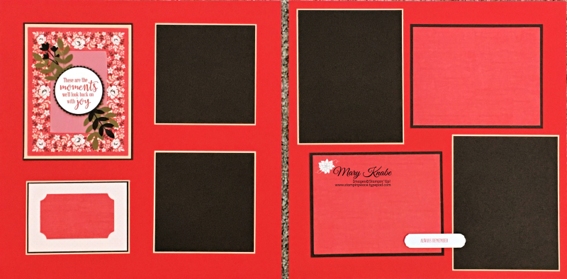 Kerchief Card Kit by Stampin' Up!