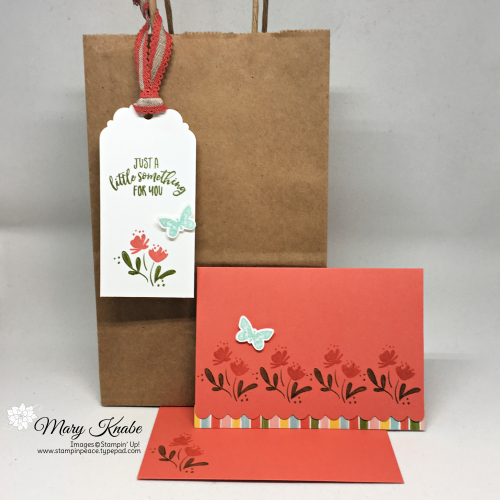 Delightful Day Bundle & Scalloped Note Cards & Envelopes by Stampin' Up!