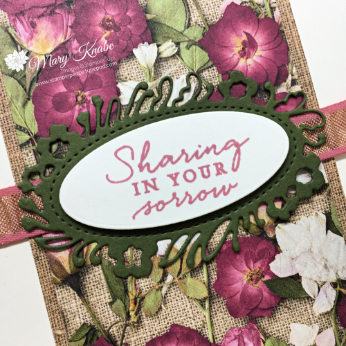 Path of Petals Bundle & Pressed Petals Specialty Designer Series Paper