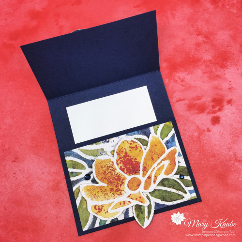 See A Silhouette Designer Series Paper & Celebrate with Cake Stamp Set by Stampin' Up!