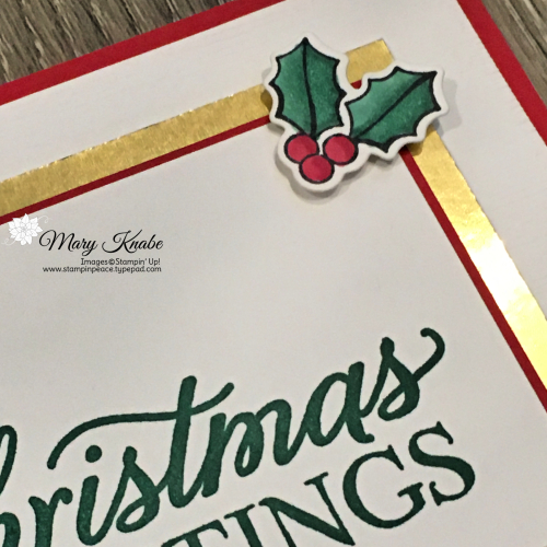Greatest Part of Christmas Stamp Set & Free Skate Bundle by Stampin' Up!