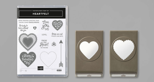 Heartfelt Bundle by Stampin' Up!