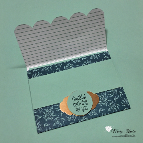 To Every Season Stamp Set & Come to Gather Designer Series Paper by Stampin' Up!