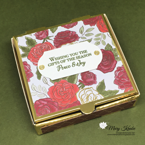 Christmas Time is Here Specialty Designer Series Paper, Christmas Rose Bundle by Stampin' Up!