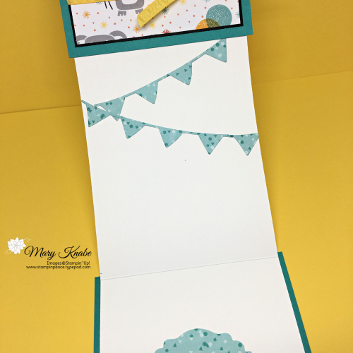 Birthday Bonanza Designer Series Paper & Bonanza Buddies Bundle by Stampin' Up!