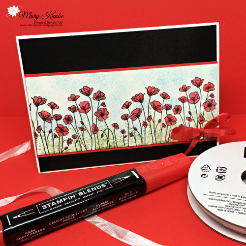 Painted Poppies Stamp Set by Stampin' Up!